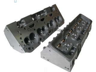 350 Chevy V8 cylinder heads ( Pair )