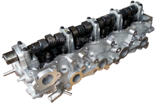 Ford WL Cylinder Head (Complete on exchange)